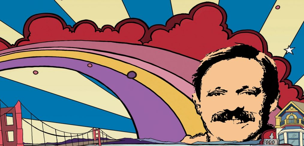 The Untold Tales of Armistead Maupin (c) Wolfe Releasing